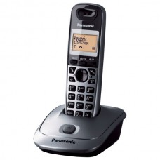 Ασύρματο Τηλέφωνο Panasonic KX-TG2511GR Ασημί